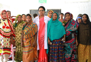 Embodying the ICPD mandate   How Parvin Jahan became a maternal health champion