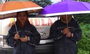 The Monsoon Rains Arrive in Cox's Bazar