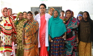 Embodying the ICPD mandate | How Parvin Jahan became a maternal health champion