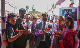 UNFPA/WFP launch a new partnership in Bangladesh: Women-Led Community Centres at Rohingya refugee camps