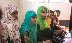 IYD2018 Refugees Bangladesh Rohingya